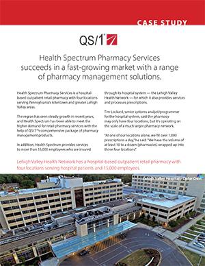 Case Study - Health Spectrum Pharmacy