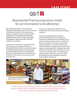 Case Study - Moundsville Pharmacy