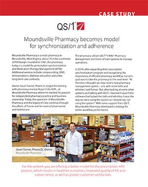 Case Study - Moundsville Pharmacy
