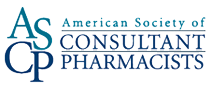 ASCP Annual - American Society of Consultant Pharmacists logo