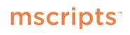 mscripts™ logo