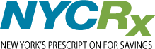 NYCRx logo