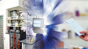 Automation Streamlines Operations at Hospital and Specialty Pharmacies