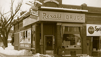 Ed's Rexall Drug: Standing the Test of Time