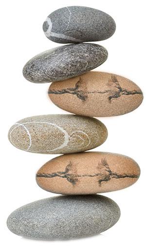 prescription for stress - finding balance