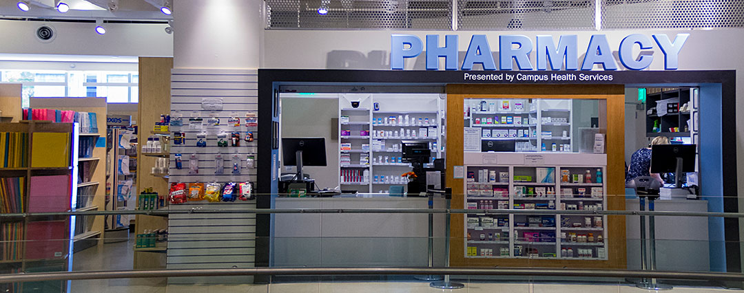 Enrich and Improve Lives: Campus Health Services Pharmacies at the University of NC