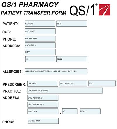 Document Management System (QDM) -Forms