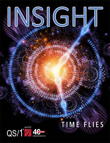 Insight Magazine - April 2017 Cover