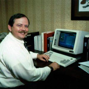 QS/1 History 1990: Bill Cobb