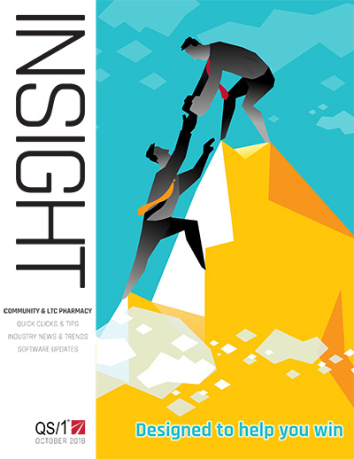 Insight Magazine - October 2018 Cover