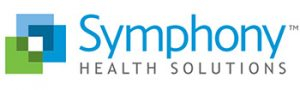 Symphony Health Solutions (formerly known as Wolters Kluwer) logo