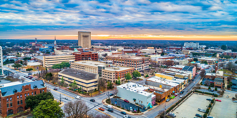 Spartanburg, SC