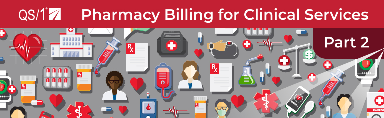 Pharmacy Billing for Clinical Services