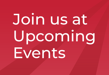 Join us at Upcoming Events