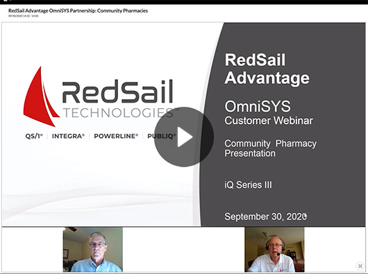 RedSail Advantage Webinar