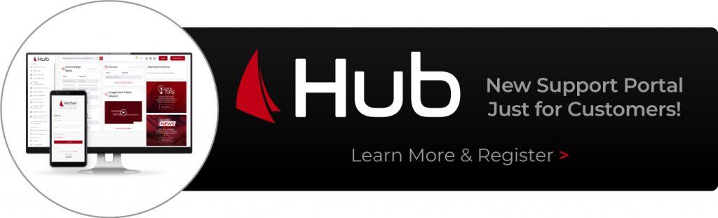 RedSail Hub Banner