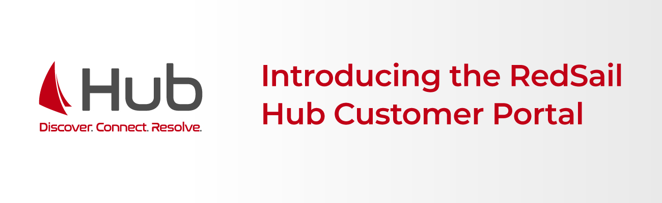 Introducing the RedSail Hub Customer Portal