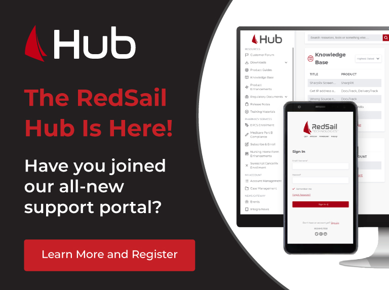 The RedSail Hub is Here!